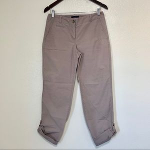GAP Jeans -Army tan capri pants